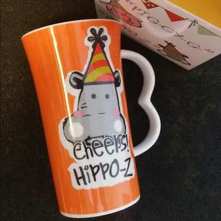 Cheers! Hippo-z Mug
