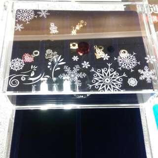 7-11冰雪奇緣 珠寶盒