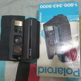 Used poloroid spectra2 instant Camera
