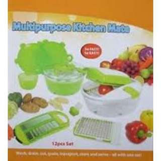 *Brand New* Multipurpose Kitchen Mate (Worth RM239)