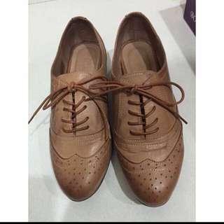 📢「大放送」BO Derek專櫃真牛皮英國牛津鞋