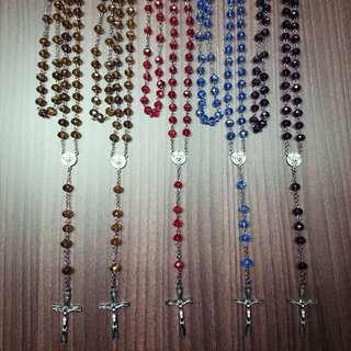 Handmade Rosary/necklace