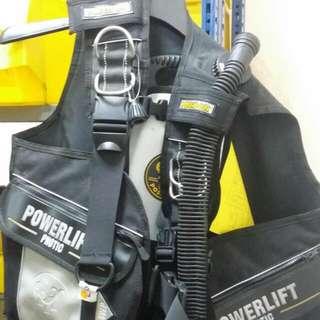 Scuba Diving Poseidon Photic Powerlift(reserved)