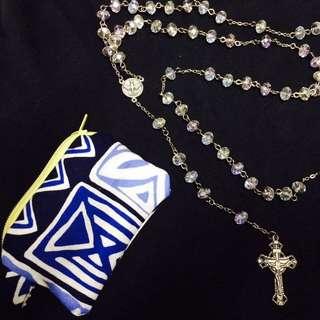 Handmade Rosary Necklace/Bracelet