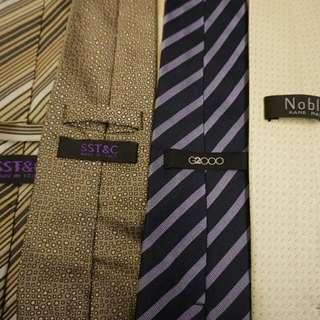 SST&C 及G2000 Noble領帶