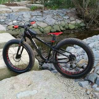 Big Wheels Bike Fatbike Fat Bike