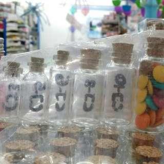 Bottle vials