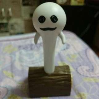 方吉幽靈菇菇筆