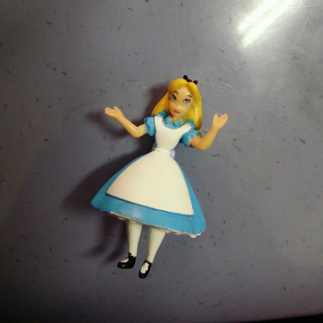 愛麗絲公仔
