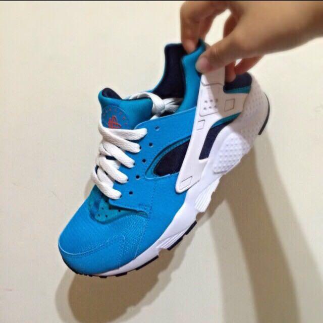 🎉降價👈🏻全新女童鞋 Nike Huarache Run