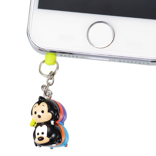 🌟現貨降價囉🌟迪士尼正版 tsum系列 手機孔吊飾