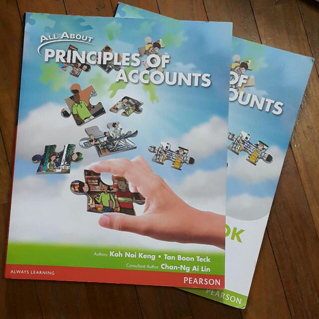 All About POA Text Book And Workbook Set