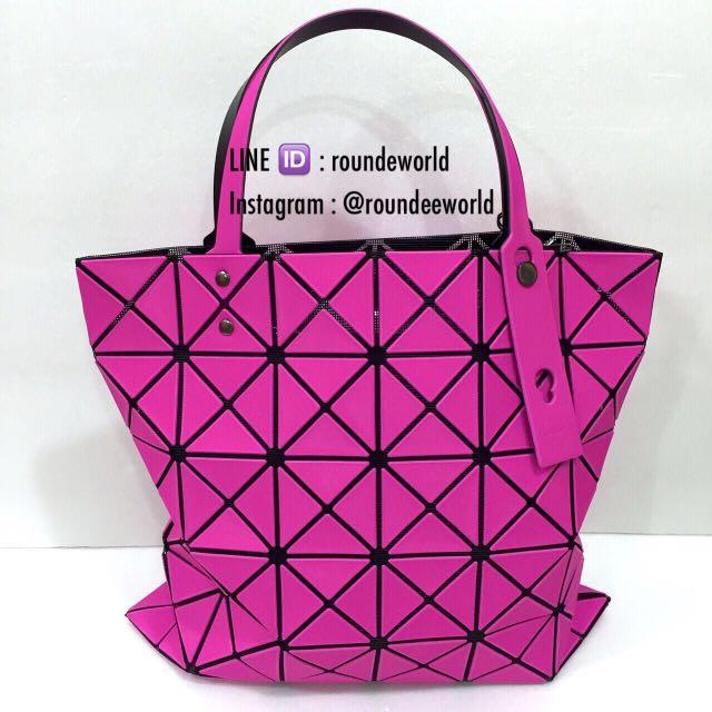 Bao Bao Issey Miyake Lucent 1 - 22 Pink (Matte) c5aa7f6de848d