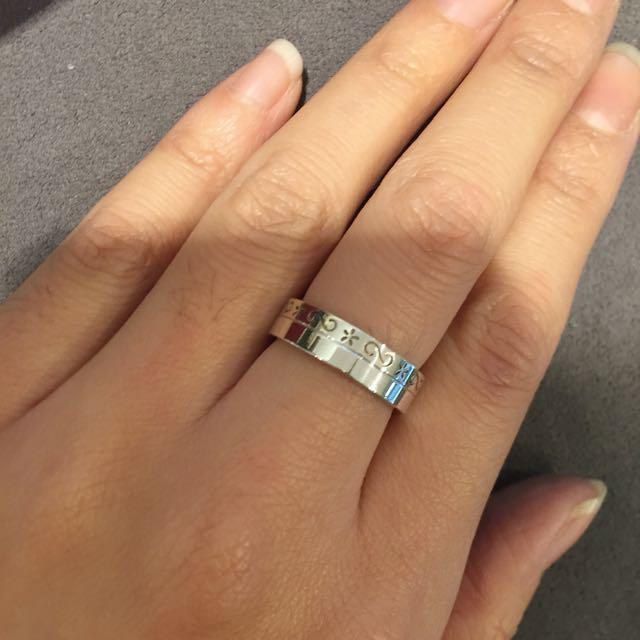 日本品牌Bloom純銀戒指