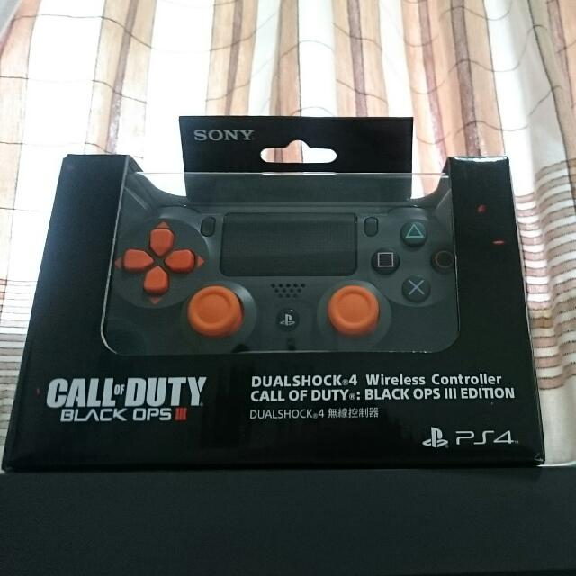 Call Of Duty Black Ops Iii Dualshock 4 Controller Toys Games