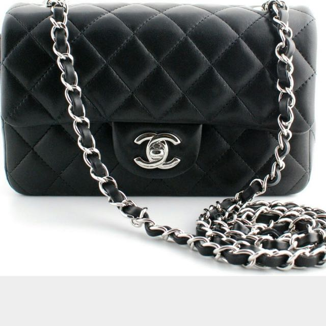 b1ee910d12c1 Brand New Chanel A69900 Extra Mini Classic Flap, Luxury on Carousell
