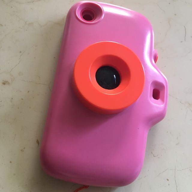 Iphone5s相機手機殼