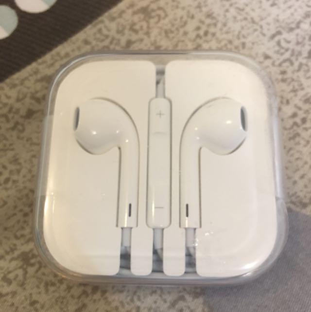 全新💯iPhone 原廠耳機