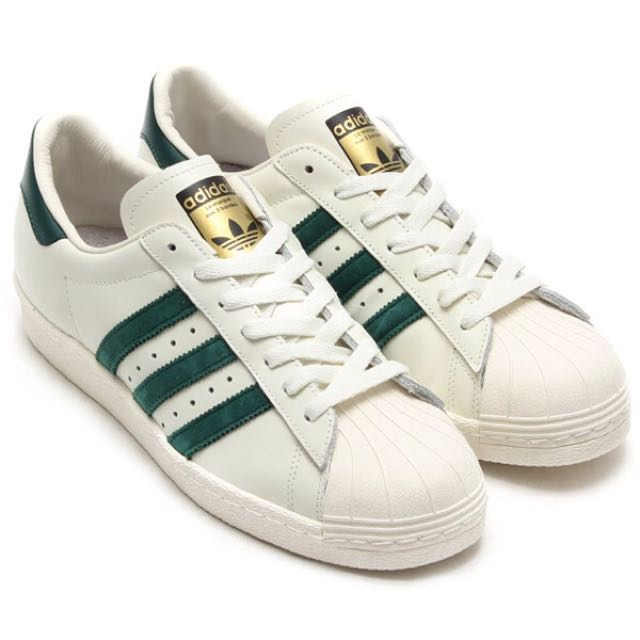 Adidas Superstar 80s Vintage White \u0026
