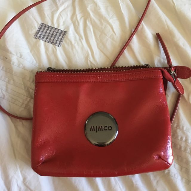 Mimco Red Secret Couch