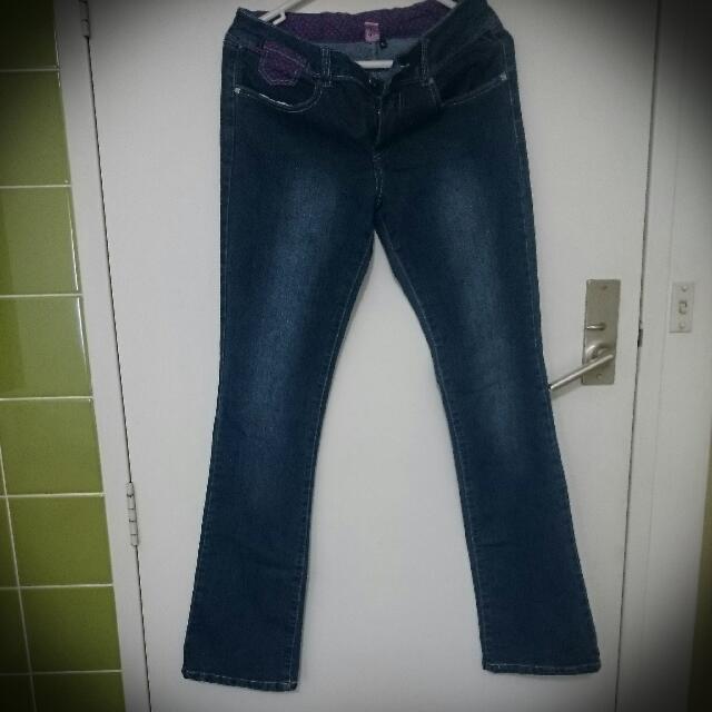Radioactive Jeans