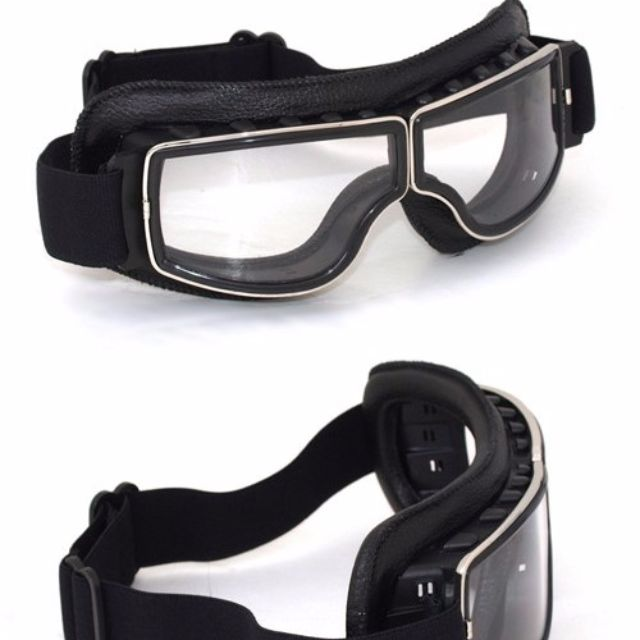 Vintage Riding goggle / Motorcycle goggle / cruiser riding goggle / cafe racer goggle