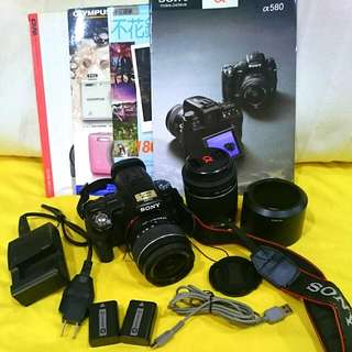 SONY a33單眼相機(含運)