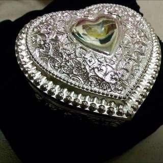 鍍銀珠寶盒~含運