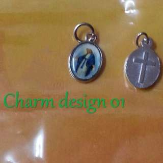 Charms for Rosary necklace/bracelet