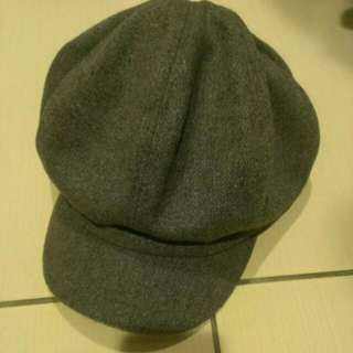 韓版報童帽