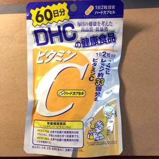 Dhc 維他命C (60日分)