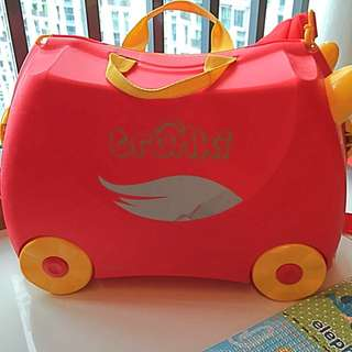Authentic Trunki Suitcase For Children/ Kids/ Toddlers