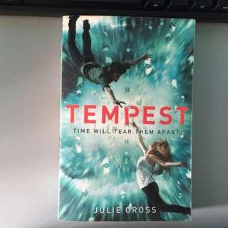 Julie Cross Tempest