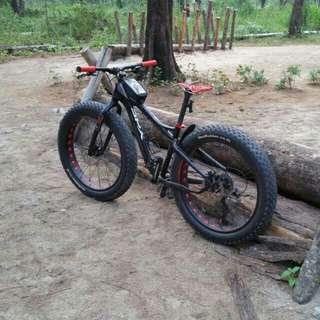 Fat Bike Fatbike Big wheels Bike