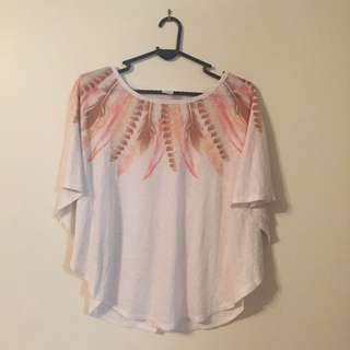Target Dream Catcher Top
