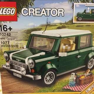 LEGO 10242車款(過年優惠方案)