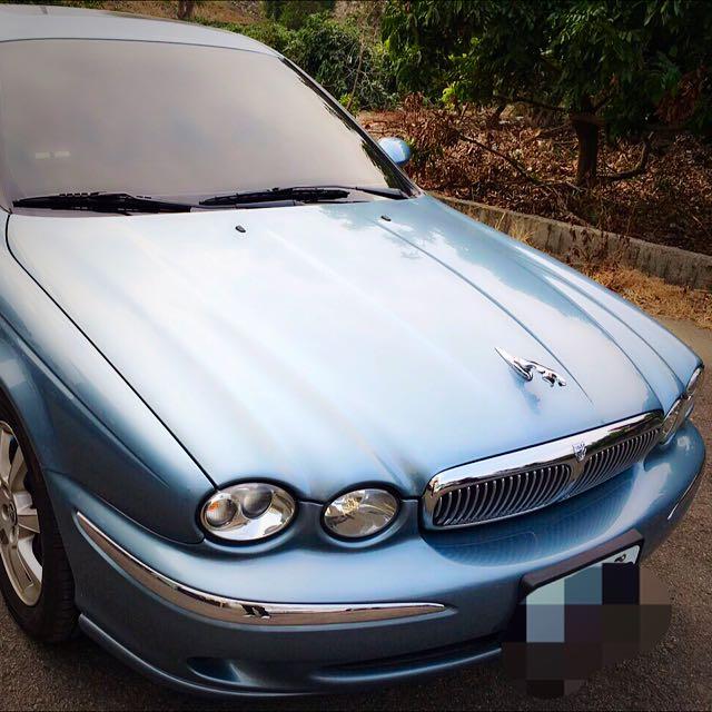 2005年 Jaguar X-type 2.1 V6