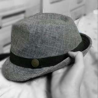 復古 紳士帽/近全新(保留)