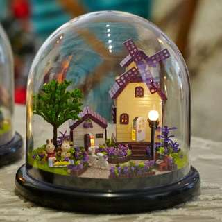 (Instock) DIY Miniature Together Around Series  - Provence