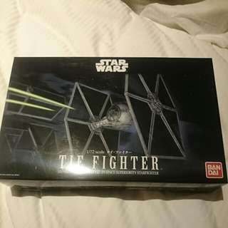 Star Wars Tie Fighter (Bandai) (Reserved)