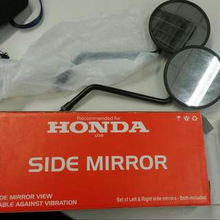BN Honda Side Mirror For Motorcycle