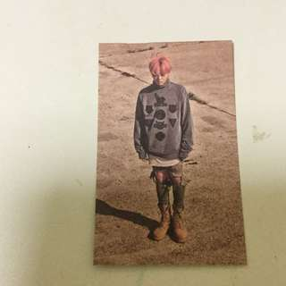 [WTT/WTS] G-dragon photocard