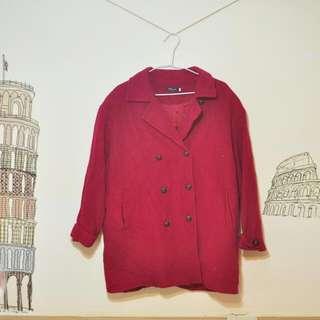 $220含運《紅色大衣》