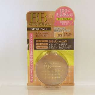 明色潤顏礦物散粉 6g (親膚型)