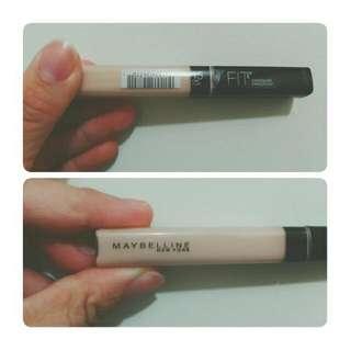 (待匯款)Maybelline Fit Me! Concealer, Fair 15