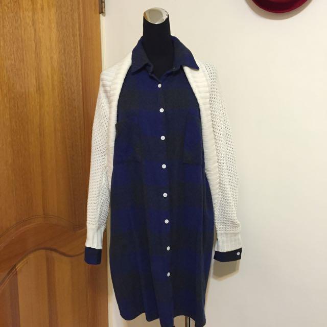 【全新】GU 外套 罩衫 針織 上衣 日本 日系