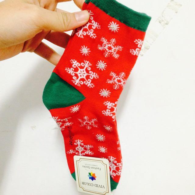 聖誕節🎄襪子
