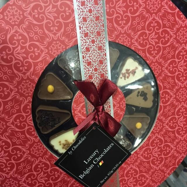 比利時巧克力