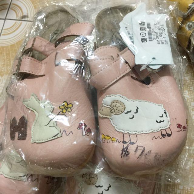 Kids 勃肯鞋 羊兔款 原價$1080