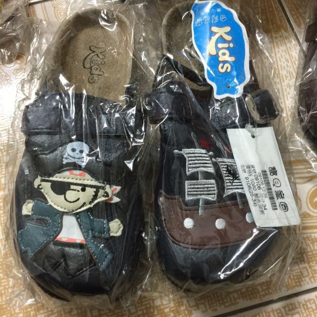 Kids 勃肯鞋 海賊款 原價$1080
